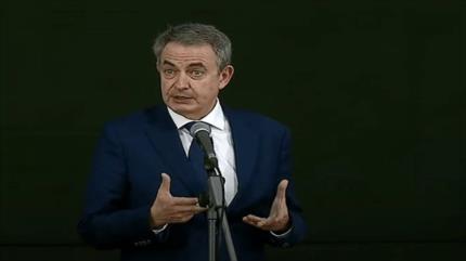 Zapatero pide a la UE alejarse de política antivenezolana de Trump
