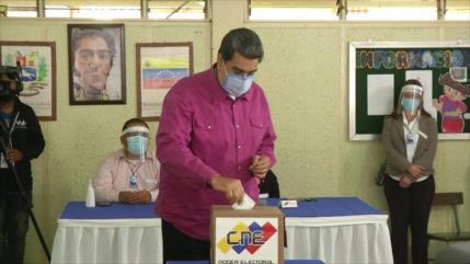Venezuela celebra las legislativas para renovar Asamblea Nacional