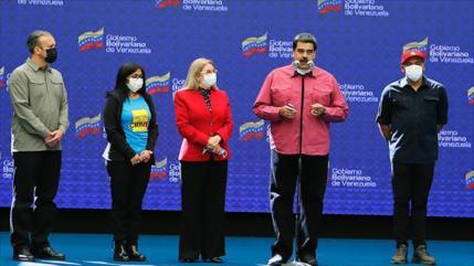 Maduro: La Asamblea opositora traicionó a Venezuela durante 5 años