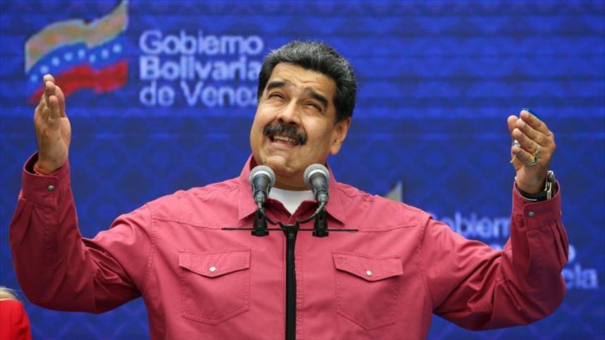 Maduro celebra la recuperación de la opositora Asamblea Nacional | HISPANTV