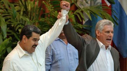 Cuba felicita al Gobierno venezolano por comicios parlamentarios