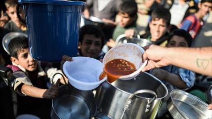 """ONU alerta de un 2021 """"catastrófico"""" en la lucha contra el hambre"""