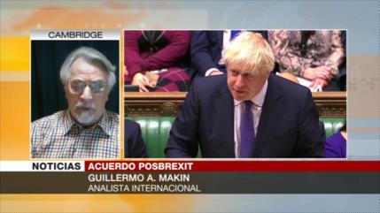 Makin: Londres saldrá más perjudicado de negociaciones pos-Brexit