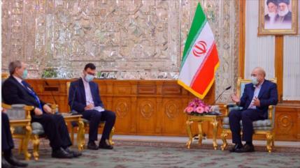 Irán insta a países árabes a reprobar normalizaciones con Israel