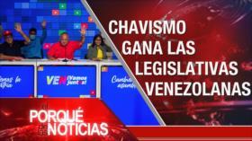 El Porqué de las Noticias: Acuerdo nuclear. Legislativas venezolanas. Dilema de Brexit