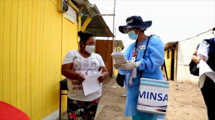 Comunidad indígena amazónica en Lima vence a la COVID-19