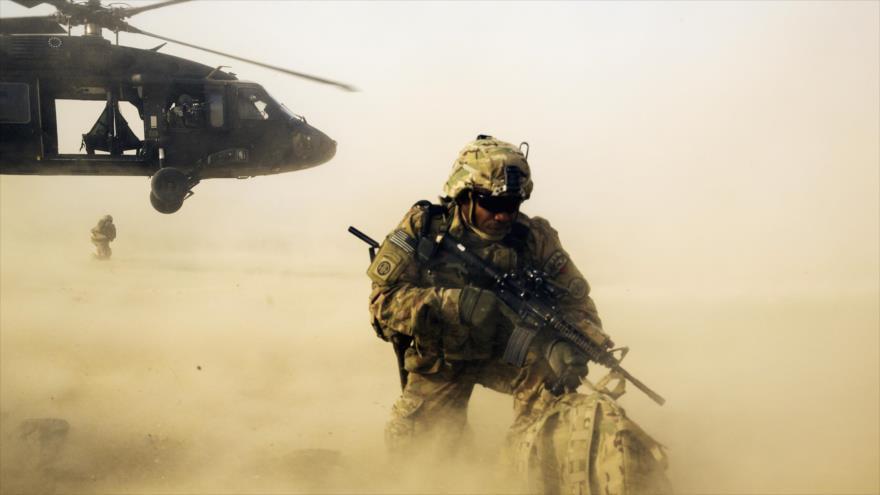 Aumenta un 330 % número de civiles muertos por EEUU en Afganistán   HISPANTV