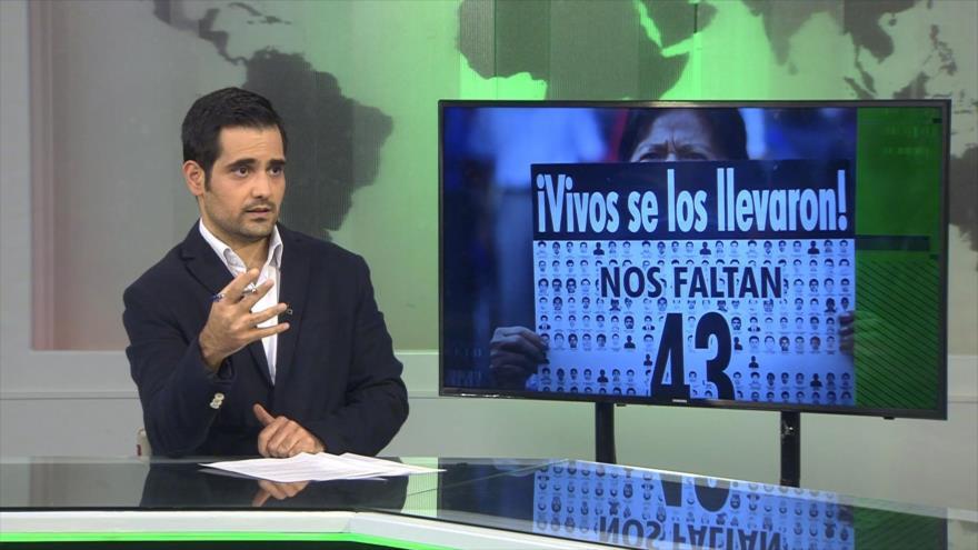 Buen día América Latina: Caso Ayotzinapa; huida de Tomás Zerón a Israel