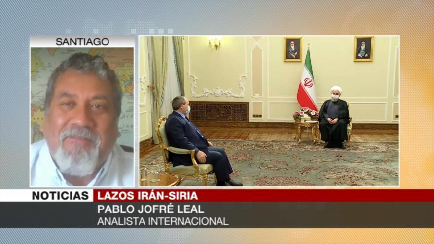 Jofré Leal: A Arabia Saudí no le incumbe el acuerdo nuclear de Irán