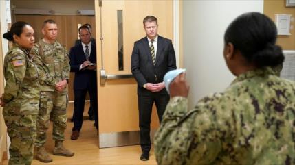 El Ejército de EEUU expulsa a 14 altos militares por crímenes