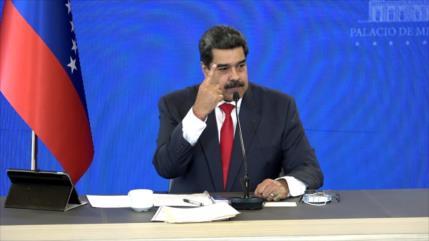 Maduro sobre elecciones en Venezuela: Donald Trump fracasó