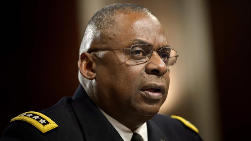 Lloyd Austin, el general retirado del Ejército de EE.UU., en una audiencia del Comité de Servicios Armados del Senado en Washington DC., 8 de marzo de 2016. (Foto: AFP)