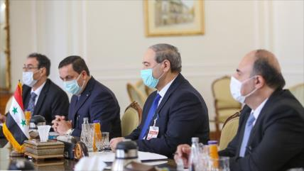 Siria ve segura la respuesta al asesinato de Soleimani y Fajrizade