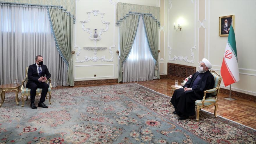 Irán, listo para ayudar a fortalecer la tregua Azerbaiyán-Armenia   HISPANTV