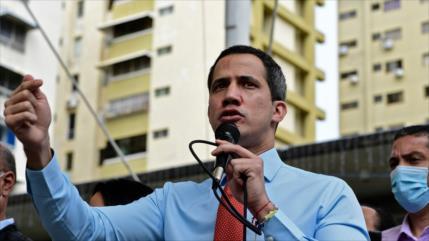 ¿Enojado por su fracaso? Guaidó pide más presión contra Maduro