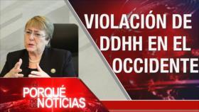 El Porqué de las Noticias: Futuro del acuerdo nuclear. Violación de DDHH en EEUU. Protestas en Guatemala