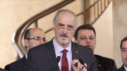 Siria denuncia política colonial de EEUU con respecto al Golán