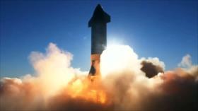 Vídeo: Explota cohete interplanetario de SpaceX al tocar tierra