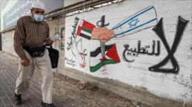 Grupos palestinos condenan normalización de nexos Marruecos-Israel