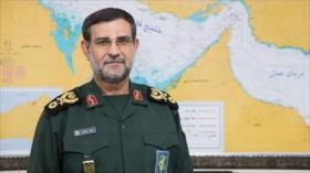 'Fuerzas de EEUU en el Golfo Pérsico están bajo la mira de Irán'
