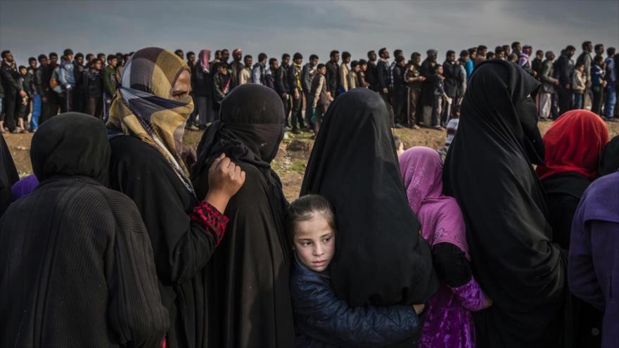 Fotos que sacuden al mundo: Refugiados de Mosul