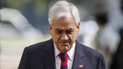 Aprobación a Piñera registra su peor cifra en Chile: sólo un 7 %