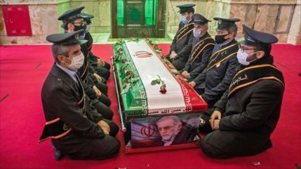 Irán ve a Israel cerca de su caida tras el asesinato de Fajrizade