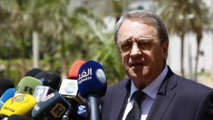 Rusia condena la decisión de EEUU sobre Sáhara Occidental