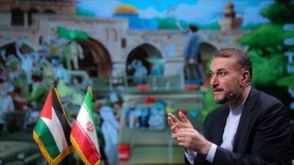 """Irán condena la """"traición"""" de Marruecos al pueblo palestino"""