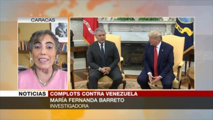 Barreto: EEUU intenta imponer su Doctrina Monroe en Venezuela