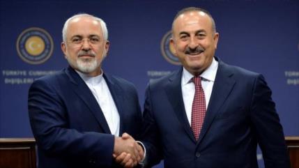 Turquía reafirma su respeto a la soberanía nacional de Irán