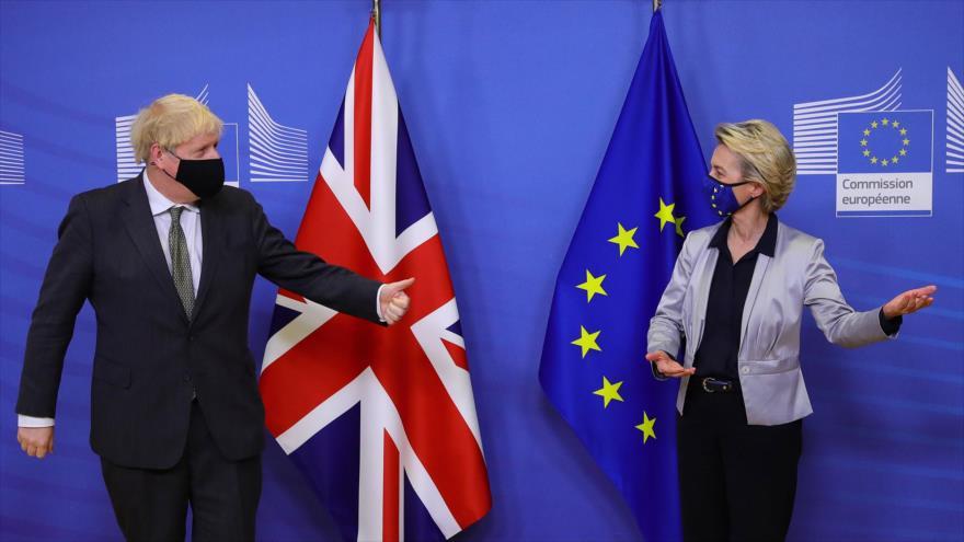 Sondeo: El Reino Unido saldrá de UE sin acuerdo pos-Brexit   HISPANTV