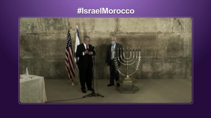 Etiquetaje; Otra traición a los palestinos: Marruecos e Israel normalizan lazos