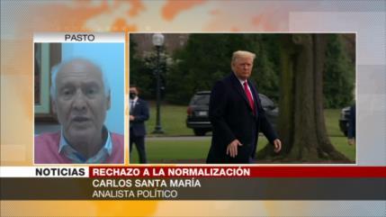 Santa María: Donald Trump ya es un cadáver político