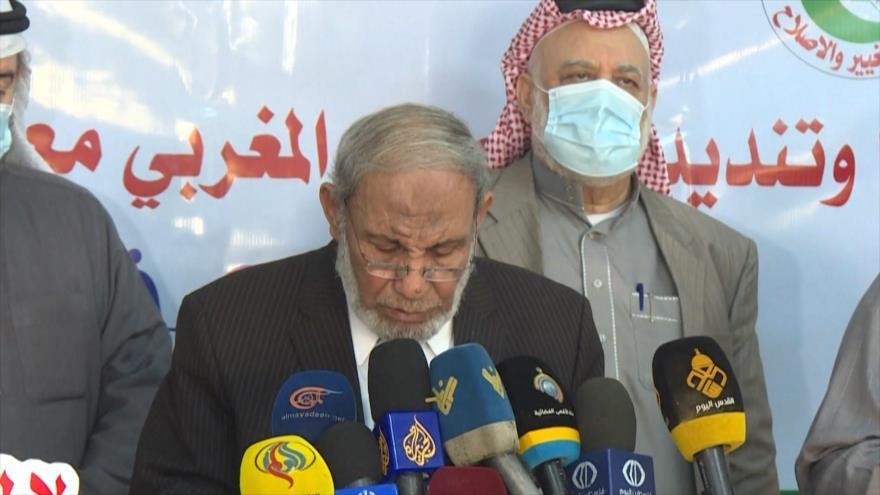 """Palestinos dicen """"No"""" a normalización de lazos Marruecos-Israel"""