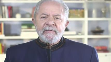 Lula enfatiza en construir una A. Latina grande, soberana y unida