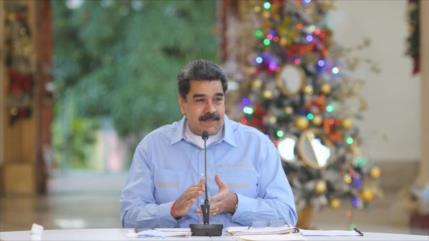 Maduro pide al Congreso de EEUU investigar recursos para golpistas