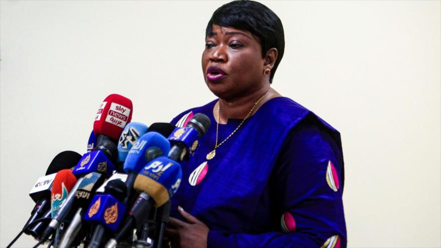 "Fiscal jefe de CPI denuncia política ""agresiva"" de EEUU | HISPANTV"
