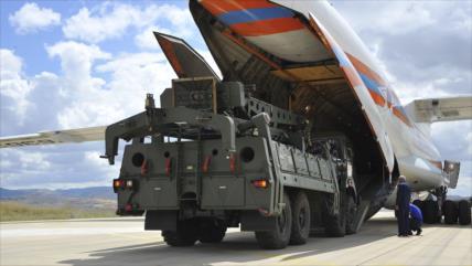 EEUU impone sanciones a Turquía por comprar sistema ruso de S-400