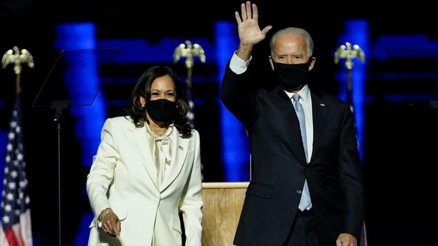 El Colegio Electoral de EEUU confirma victoria de Joe Biden