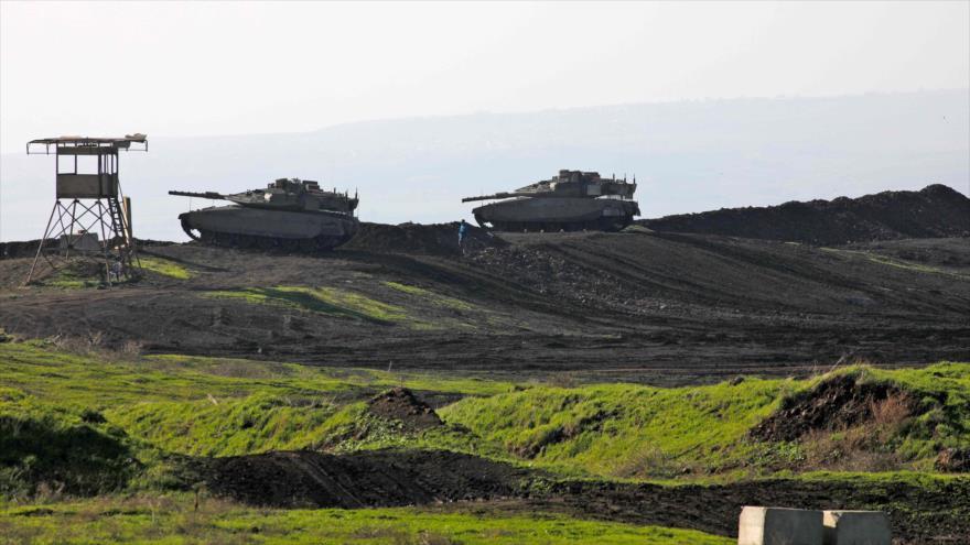 Legisladores reafirman que el Golán es parte inseparable de Siria   HISPANTV