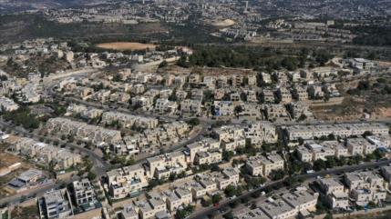 Israel aprueba construir otras 8300 viviendas ilegales en Al-Quds