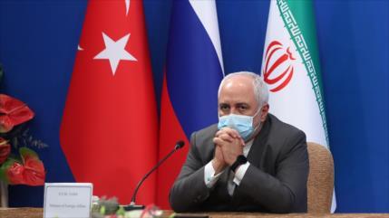 """Irán apoya a Turquía ante la """"adicción"""" de EEUU a sanciones"""