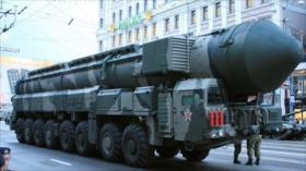 Rusia y China amplían acuerdo sobre lanzamientos de misiles