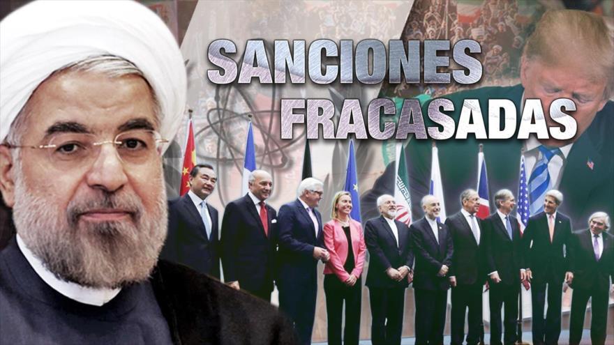 Detrás de la Razón: Presidente iraní dice que fracasó la política de sanciones de Washington