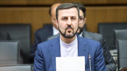 Irán alerta ante amenaza de pruebas de explosión nuclear de EEUU