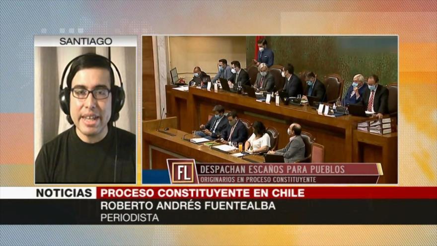 Fuentealba: Representación indígena hará plurinacional a Chile