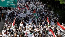 Indonesia descarta posibilidad de normalizar relaciones con Israel