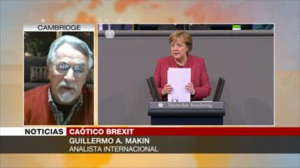 Makin: Banca del Reino Unido pierde mucho si no hay pacto con UE