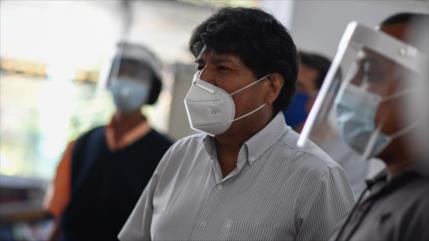 Corte de Justicia de La Paz apoya archivo de demanda contra Morales